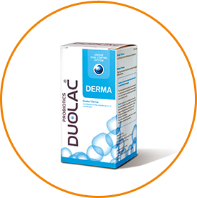 Expands Target with launching of DUOLAC Derma in April 2016.